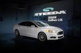 ford fusion eco boost steeda project ford fusion ecoboost 2 0l build
