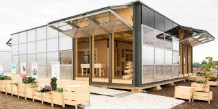house with solar winning swiss solar powered solar decathlon home wants to feed