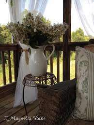 Outdoor Privacy Curtains Inexpensive Sheer Curtains Add Privacy To Screened Porch 11