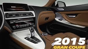 bmw 6 series interior bmw 6 series gran coupè 2015 restyling interior