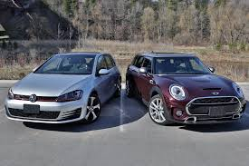 that u0027s so 2016 volkswagen 2016 mini cooper s clubman vs volkswagen gti