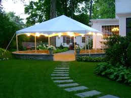 outdoor canopy tent diy home town bowie ideas outdoor canopy