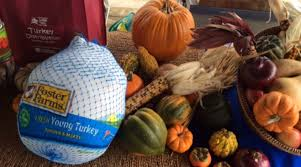 sacramento thanksgiving food distribution for families in need