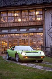 the 25 best lamborghini miura ideas on pinterest classic car