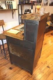 salon front desk furniture salon reception desk office furniture design ideas