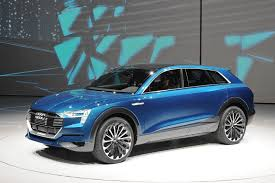 audi exec speaks out about all electric 2018 e tron suv says q6