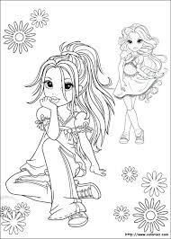 Coloriages De Mode Coloriage De Mode Fille  utahimeinfo
