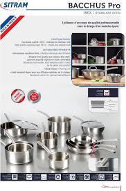 batterie de cuisine sitram batterie de cuisine sitram design iqdiplom com