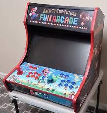 Table Top Arcade Games Multi Game Table Top Arcade Machine U2022 Retropie Ready U2022 1000 U0027s