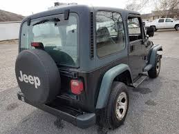 jeep wrangler used hardtop 1999 used jeep wrangler 4x4 se hardtop at contact us serving