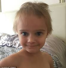 dylan on today show haircut kerry katona gets haircut to match daughter dylan jorge daily