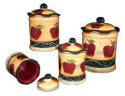 apple canisters for the kitchen apple canister search results