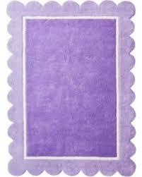 Purple Rug Sale Don U0027t Miss This Bargain Circo Scallop Rug Purple 4 U0027x6 U0027