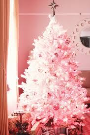 pink christmas tree yesterday i showed you the upstairs as it is decorated for