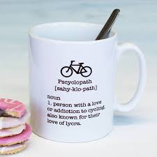 cool coffee mugs for guys gifts and presents for cyclists notonthehighstreet com