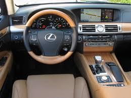 lexus ls interior lexus ls 2014 interior wallpaper 2000x1333 16140