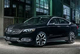 chevy u0027s reinvented impala goes uptown with style comfort