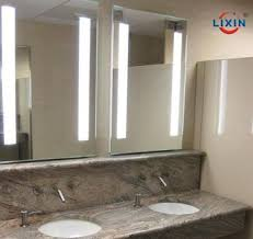 Bathroom Mirrors With Led Lights by Hotel Bathroom Mirror With Led Light Full Length Lighted Mirror Ce
