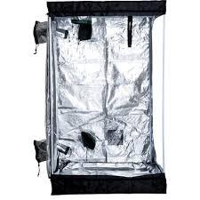 chambre de culture hydroponique chambre de culture hydroponique tente de culture grow box 1 2l x 1
