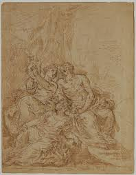 old master drawings 16th 17th century bolognese drawings