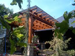 Fiberglass Awning Panels Cover Pergola From Rain Plastic Corrugated Roof Patio Cover Patio