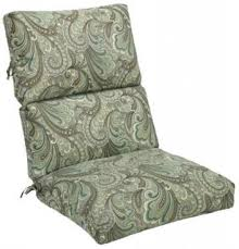 High Back Patio Chair by Chair Cushions Outdoor Abc About Exterior Furnitures