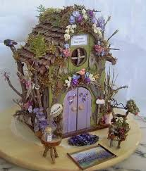 fairy house furniture ideas