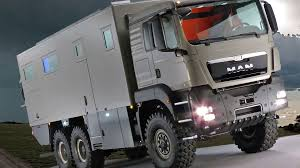 survival truck camper is this 18 ton 600 000 monster the ultimate camper