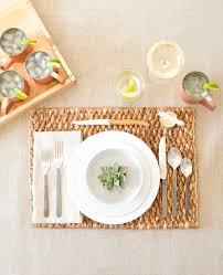 crate u0026 barrel u0027s aspen dinnerware styled 4 ways u2014 my splendid living