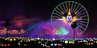 world of color season of light new world of color is set for holidays at disneyland