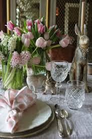 Easter Banquet Table Decorations by Throw An Easter Dinner Party Easter Dinner Hgtv And Easter