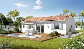 prix maison neuve 2 chambres terrains avec maison charente maritime 17 constructeur maison