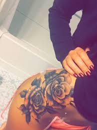 download rose tattoo going up thigh danielhuscroft com