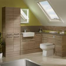 Bathroom Furniture Oak Aruba Washed Oak Fitted Bathroom Furniture Roper