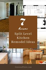 how to modernize a small kitchen 7 awesome split level kitchen remodel ideas for interior