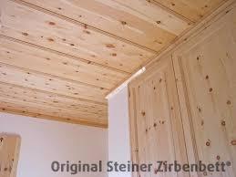 Schlafzimmer Komplett F 300 Euro Zirbenholz Zimmerdecke Original Steiner Zirbenholz Manufaktur