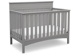 Delta Convertible Crib by Amazon Com Delta Children Fancy 4 In 1 Crib Grey Baby
