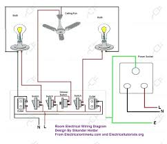 outlet wiring diagrams room wiring diagram byblank