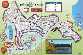 Maps Orlando by Orlando Rv Resort Thousand Trails 9 Photos 2 Reviews Clermont