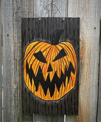 nightmare before christmas halloween town door halloween door