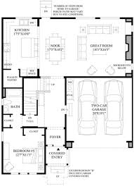 2 Story Garage Plans With Apartments Garage Apartment Plans One Story Home U0026 Interior Design