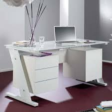 White Computer Desk Captivating Computer Desk In White Magnificent Interior Design
