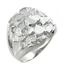 jewellery rings silver images Nugget rings gold nugget rings silver nugget rings 14k gold jpg