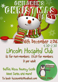 children u0027s christmas party u2013 lincolnshire adhd support services