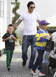 brooks brothers black friday 2017 david beckham braves black friday as he takes his sons shopping at
