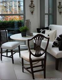Table For Banquette Banquette Seating Dining Room Kitchen Table Pedestal Modern