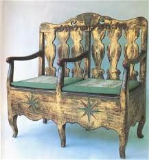 Chairs Israel Chairs For The Hatan Torah And Hatan Bereshit The Cases Family