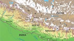 Fau Map Nepal Exkursion 2013