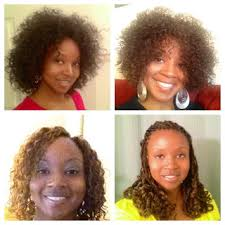 Transitioning Protective Styles - glam natural life natural hair blog transitioning hair styles