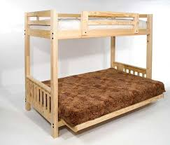 Bunk Bed With Mattress Freedom Futon Bunk Package Deal Includes Size Mattress